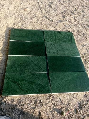 Tiles Green Marble