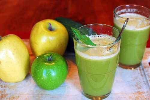 Green Apple Soft Drink And Beverages Essence
