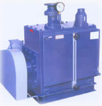 Oil Sealed High Vacuum Pumps And Vacuum Booster Pumps