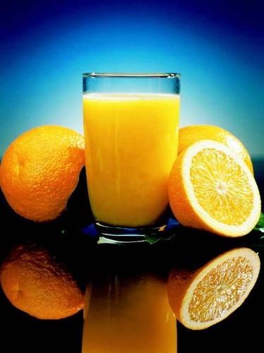 Orange Juicy Soft Drink And Beverages Essence