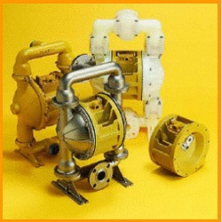 Versa-Matic Air Operated Double Diaphragm Pumps