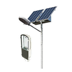 Solar LED Street Lights (STM 12W) in  4-Sector