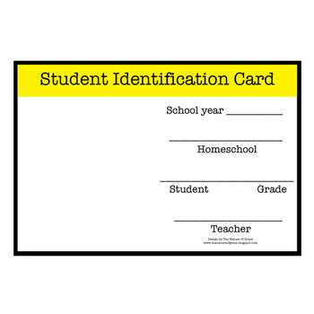 Student ID Card in  Ctm