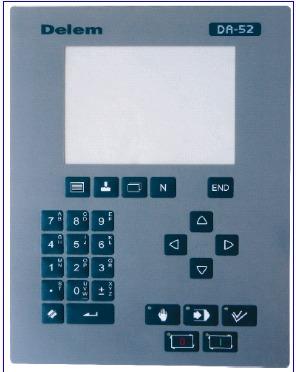 CNC and Looms Machine Membrane Keyboard in  Anjur Phata