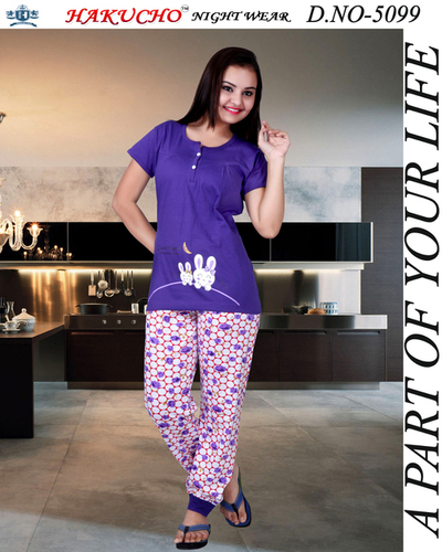 c3209f40eb Exporter of Nightwear from Ahmedabad by HAKUCHO APPARELS