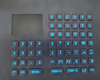 Illuminated Keyboard (LP 2697)