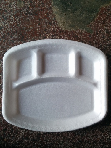 Square Disposable Plate