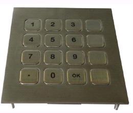 Vandal Resistant Keyboard (LP2320)
