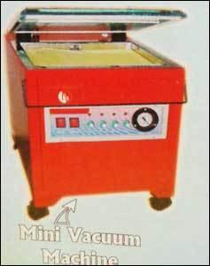 Mini Vacuum Machine
