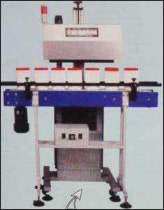 On Line Induction Sealing Machine