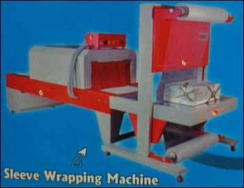 Sleeve Wrapping Machine