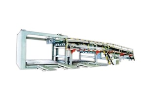 Automatic Down Stacker For Corrugation Machine