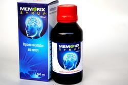 Herbal Memory Enhancer Syrup