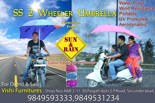 SS 2 Wheeler Umbrella