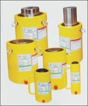 Hydraulic Remote Control Jacks