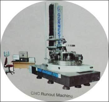 CNC Runout Machine