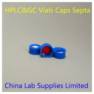 PTFE and Silicone Septa