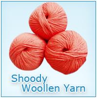 Shoody Woollen Yarn in  New Area