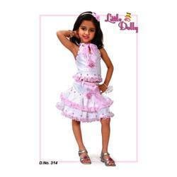 Frilled Kids Skirts and Tops