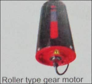 Roller Type Gear Motor