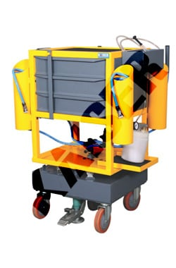 Industrial Quick Service Trolley