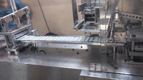 Single Track Allu Allu Blister Packing Machines in  New Area