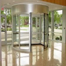 Commercial Automatic Circular Door