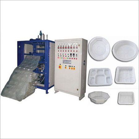 Disposable Plates Making Machine