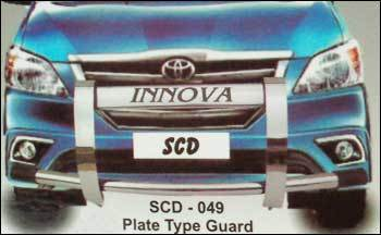 Front Safety Car Guard (Plate Type Guard)