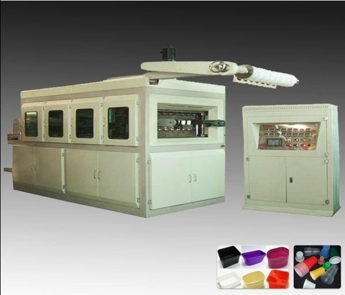 High Quality Plastic Cup Thermoforming Machine (Tqc-650c)