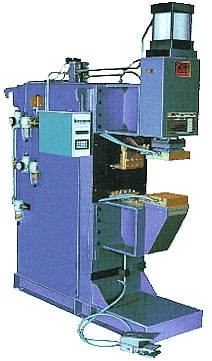 Automatic Pneumatic and Manual Projection Welding Machine
