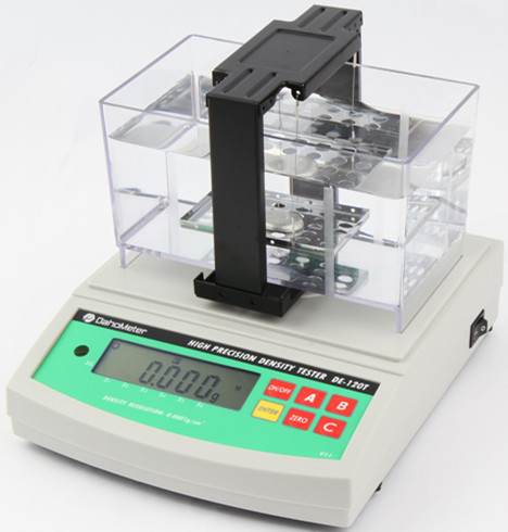 Electronic Digital Rubber And Plastic Densimeter