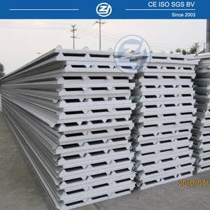 Eps Sandwich Roofing Panel