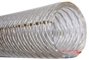 PVC Antistatic Steel Wire Spiral Hose