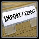 Import and Export License Service