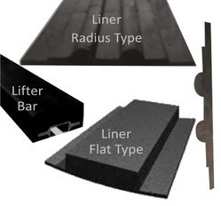 Ball Mill Shell Plate Liner And Lifter Bar