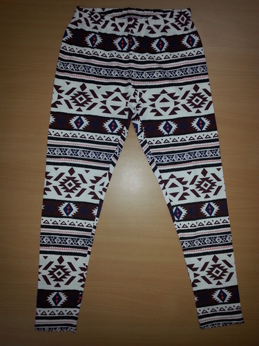 Ladies Printed Leggings in   15 Velampalayam Post