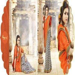 Trendy South Silk Cotton Sarees