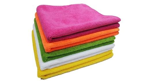 Soft Spun Micro Fiber Towels in  Neb Sarai