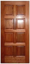 Modern Fire Retardant Door
