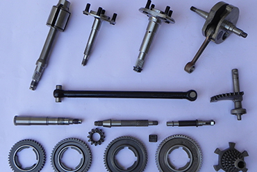 Three Wheeler Shafts and Gears