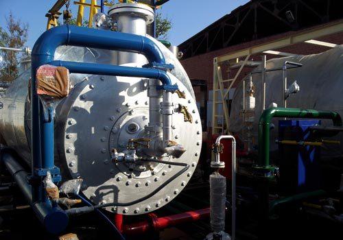 Carbon Di-Oxide Production Plant