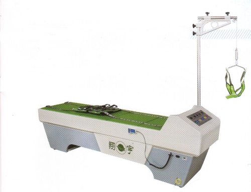 Microwave Cum Traction Machine