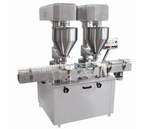 Auger Type Powder Filling System