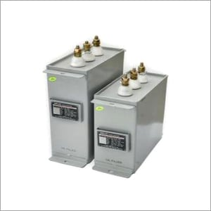 MPP Oil Filled Power Capacitor