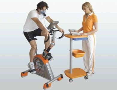 Cardio Pulmonary Exercise Testing Unit