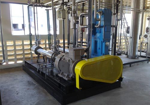 Distillery Based CO2 Recovery Plant