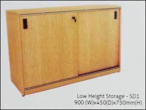 Low Height Storage