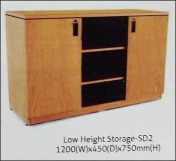 Low Height Storage (Sd2)