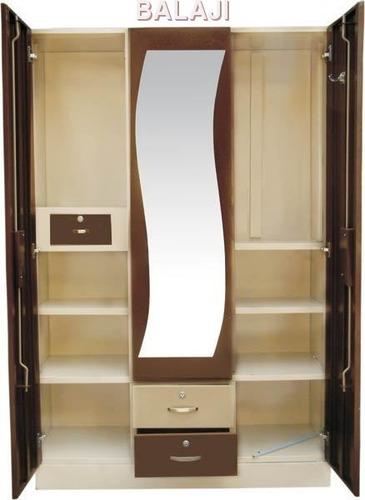 Domestic Wooden Almirah